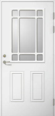 Montere dørkarm
